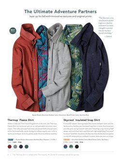 Fleece deals in the Stio weekly ad in New York