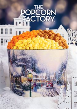 The Popcorn Factory deals in the Lake Forest IL weekly ad