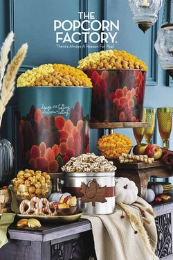 The Popcorn Factory deals in the The Popcorn Factory catalog ( 10 days left)