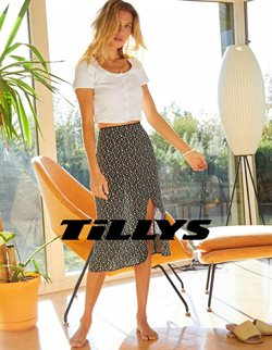 Tilly's catalogue ( More than a month )