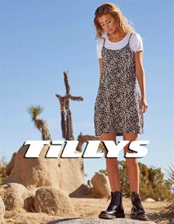 Tilly's catalogue ( 15 days left )