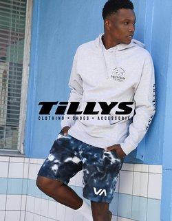 Clothing & Apparel offers in the Tilly's catalogue in Evanston IL ( Expires today )