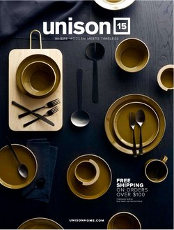 Unison deals in the Unison catalog ( 6 days left)