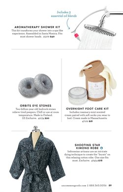 Christmas deals in the Uncommon Goods weekly ad in New York