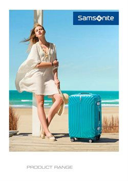 Travel & Leisure deals in the Samsonite weekly ad in New York