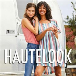 Haute Look deals in the New York weekly ad