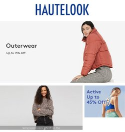 Haute Look catalogue ( Published today )