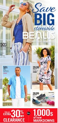 Bealls catalogue in Ruskin FL ( Expires today )