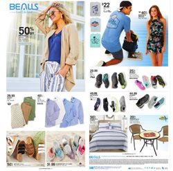 Department Stores offers in the Bealls catalogue in Pompano Beach FL ( 1 day ago )
