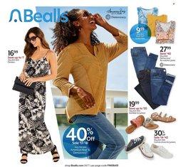 Bealls deals in the Bealls catalog ( 4 days left)