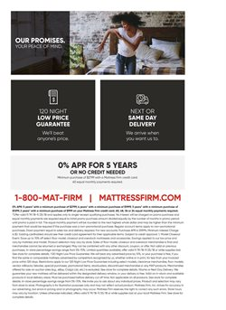 Prints deals in the MattressFirm weekly ad in Lafayette LA