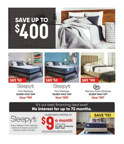 Bed deals in the MattressFirm weekly ad in Hot Springs National Park AR