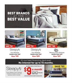 Mattress deals in the MattressFirm weekly ad in Canton OH
