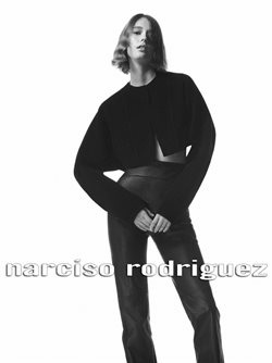 Narciso Rodriguez deals in the New York weekly ad