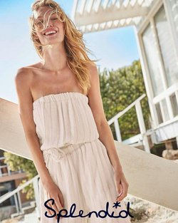 Clothing & Apparel deals in the Splendid catalog ( Published today)