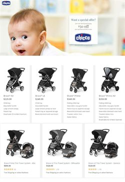 Chicco catalogue ( More than a month )