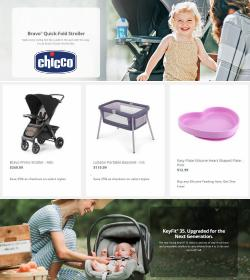 Kids, Toys & Babies deals in the Chicco catalog ( Published today)
