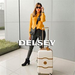 Delsey catalogue ( More than a month )