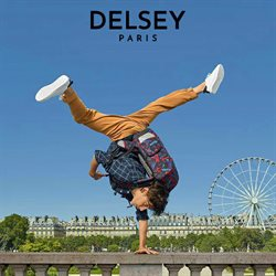 Delsey catalogue ( 17 days left )