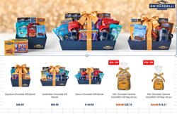 Gifts & Crafts offers in the Ghirardelli catalogue in Montebello CA ( Expires tomorrow )