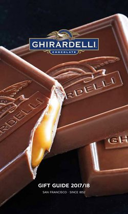 Gifts & Crafts deals in the Ghirardelli weekly ad in Chicago IL