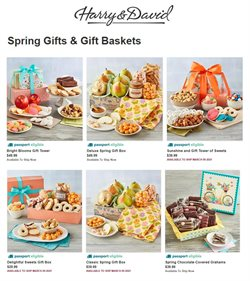 Gifts & Crafts offers in the Harry & David catalogue in Katy TX ( 11 days left )