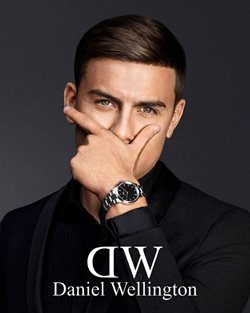 Daniel Wellington catalogue ( 8 days left )
