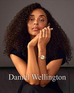 Daniel Wellington catalogue ( 24 days left )