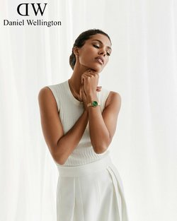 Jewelry & Watches deals in the Daniel Wellington catalog ( More than a month)