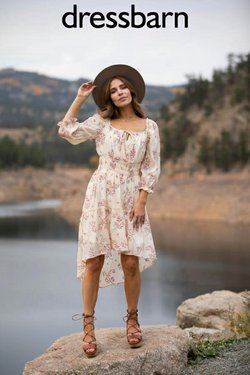 Clothing & Apparel deals in the Dressbarn catalog ( Expires today)