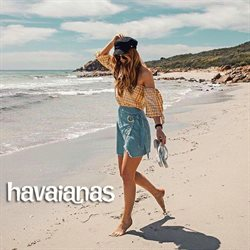 Havaianas deals in the New York weekly ad