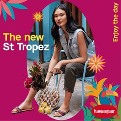 Havaianas deals in the Havaianas catalog ( More than a month)