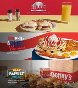 Restaurants deals in the Denny's catalog ( 22 days left)