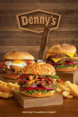 Denny's deals in the New York weekly ad