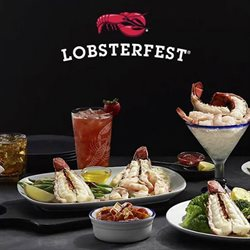 Restaurants deals in the Red Lobster weekly ad in Miami FL