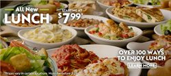 Restaurants offers in the Olive Garden catalogue in Winter Haven FL ( 9 days left )