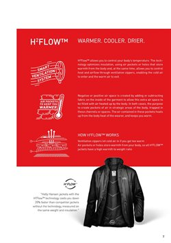 Jacket deals in the Helly Hansen weekly ad in Daly City CA