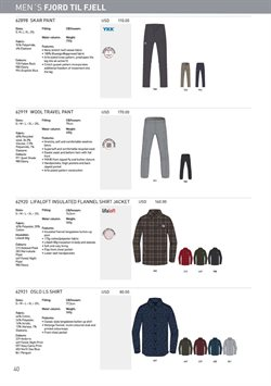 Shirt deals in the Helly Hansen weekly ad in New York