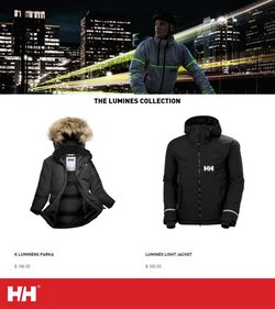 Clothing & Apparel deals in the Helly Hansen catalog ( Published today)