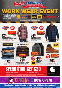 Blain's Farm & Fleet catalogue ( Expired )