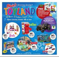 Blain's Farm & Fleet deals in the Blain's Farm & Fleet catalog ( 6 days left)