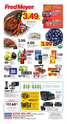 Department Stores deals in the Fred Meyer weekly ad in Lakewood WA