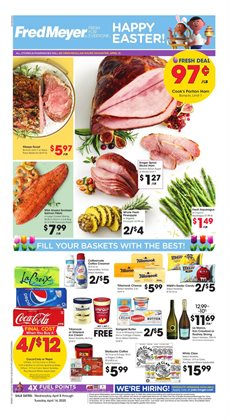 Department Stores offers in the Fred Meyer catalogue in Grants Pass OR ( Published today )