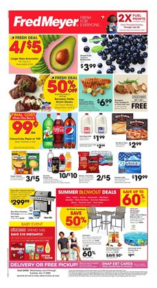 Department Stores offers in the Fred Meyer catalogue in Yakima WA ( 1 day ago )