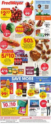 Department Stores deals in the Fred Meyer catalog ( 2 days left)
