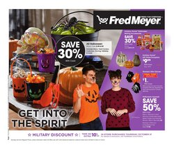 Fred Meyer deals in the Fred Meyer catalog ( Expires tomorrow)