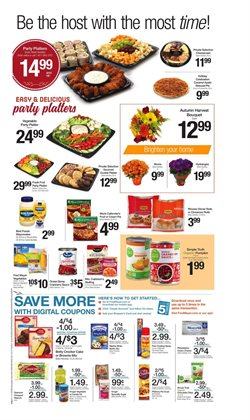 Plants deals in the Fred Meyer weekly ad in Kent WA