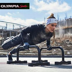 Olympia Sports catalogue in Medford MA ( More than a month )