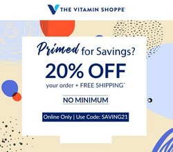 Beauty & Personal Care deals in the The Vitamin Shoppe catalog ( 1 day ago)