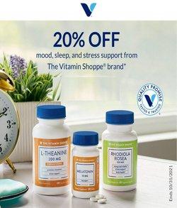 The Vitamin Shoppe catalog ( 9 days left)